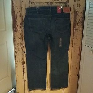 NWT Men's Levi's 559 blue jeans 40x30